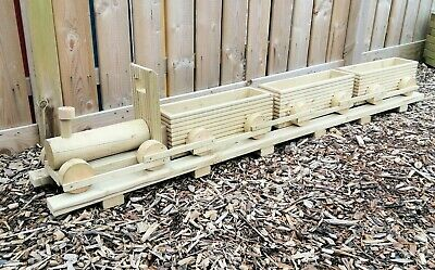 Nicf Express Train Treated, Nursery, School, Fun Commercial Play Unit • 159£