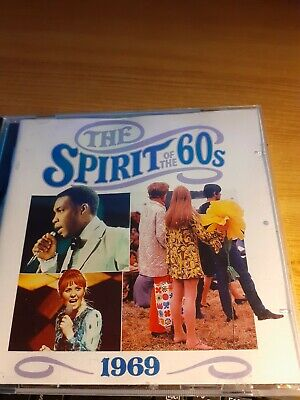 Time Life Spirit Of The 60s 1969 Tl 531/05 24 Hits Oliver Lou Christie Clodagh R • 11.99£
