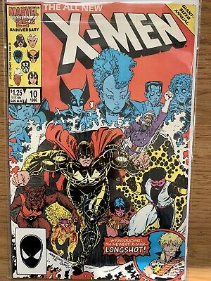X-men Annual #10 1986 Marvel Comics 1st Series • 1.50£
