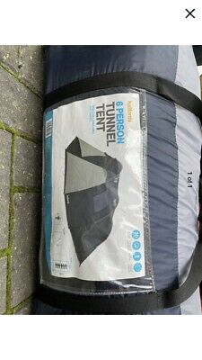 Halfords New 6 Person Tunnel Tent • 60£