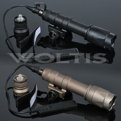 $41.36 • Buy M600C Mini Scout Light Constant Momentary Hunting Flashlight Remote Tail Switch
