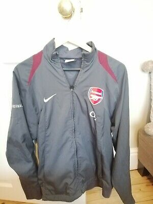 Arsenal Track Jacket Size Medium • 10£