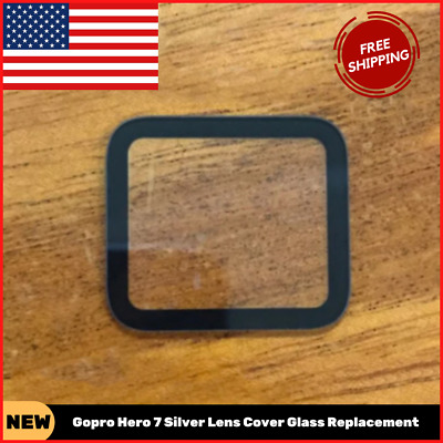 $ CDN27.56 • Buy Gopro Hero 7 Silver Lens Cover Glass Replacement Parts For White Accessories NEW