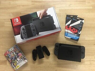 AU199 • Buy Nintendo Switch Boxed + New Accessories