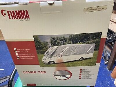 Fiamma Cover Top Motorhome Cover Camper Van Weather Winter Roof Cover 04932-01 • 51£