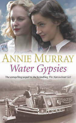 Water Gypsies, Murray, Annie , Good, FAST Delivery • 2.96£