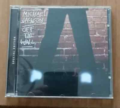 Michael Jackson Off The Wall CD Special Edition • 3.50£