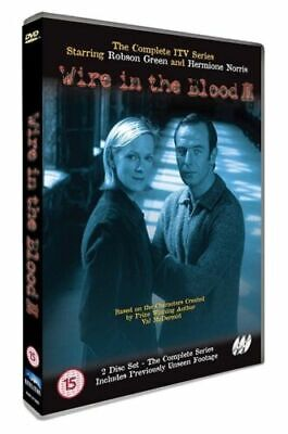 WIRE IN THE BLOOD COMPLETE SERIES 2 (  DVD ) Robson Green. • 1.99£