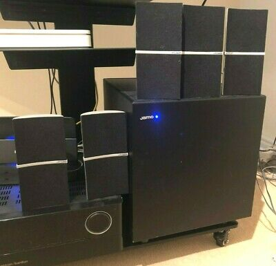 Jamo  Surround Speakers And Subwoofer • 130£