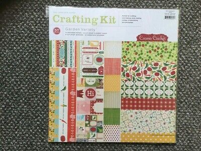 October Afternoon - Crafting/Scrapbook Kit - Garden Variety - Craft Clear Out • 4£