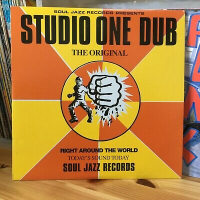 STUDIO ONE DUB The Original – Soul Jazz Compilation Double LP 2004  • 19.99£