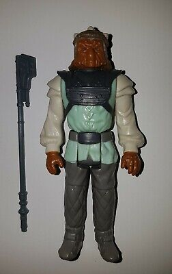 $ CDN0.99 • Buy STAR WARS Vintage NIKTO Skiff Guard Figure -All Original - Check Out My Auctions