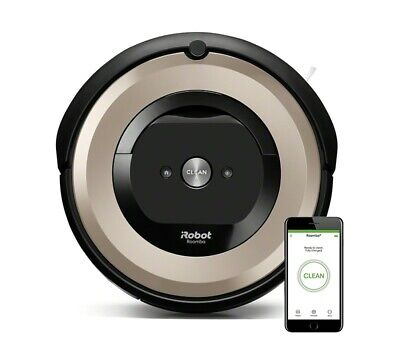 View Details IRobot Roomba E6 Robot Vacuum Cleaner With Smart App | Incls Two Virtual Walls • 349.95£
