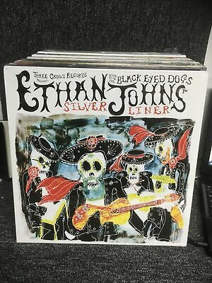 Ethan Johns With The Black Eyed Dogs Silver Liner LP VINYL Three Crows Records • 19.95£