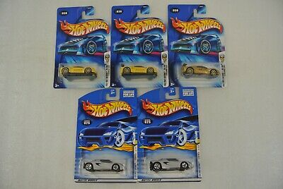 $ CDN26.42 • Buy Hot Wheels Lotus Sport Elise Lotus M250 First Editions Lot Of 5 New On Cards