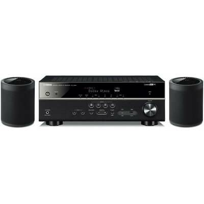 AU1000 • Buy Yamaha RXV-485 Surround Receiver With 2 Wireless Music Cast 20 Speakers