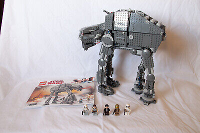 AU76 • Buy LEGO | 75189 | Star Wars | First Order Heavy Assault Walker