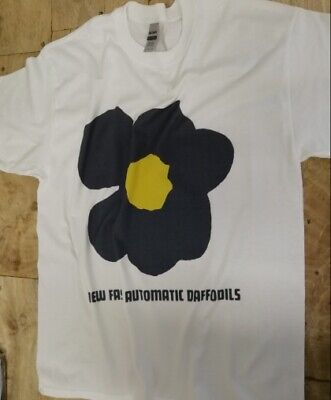 New Fast Automatic Daffodils T Shirt Music Indie Rock FADS Lions Northside T291 • 11.95£