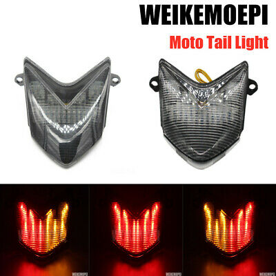 $34.58 • Buy LED Brake Rear Tail Light For Kawasaki Ninja ZX6R 05-06 ZX-10R 06-07 Z750S 05-06