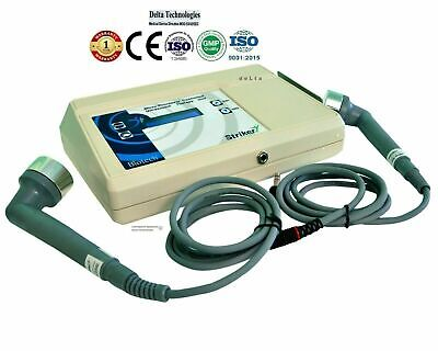 £364 • Buy Ultrasound Therapy Physiotherapy For Chiropractic Use Physical 1&3 Mhz Machine @