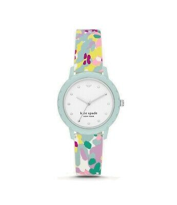 $ CDN65.44 • Buy Kate Spade New York KSW1640 Morningside Multicolored Silicone Watch