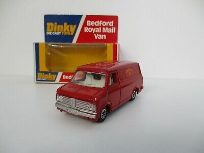 Dinky Toys No. 410 – Bedford CF Van 'Royal Mail : (1972-74) Mint & Boxed. • 15£