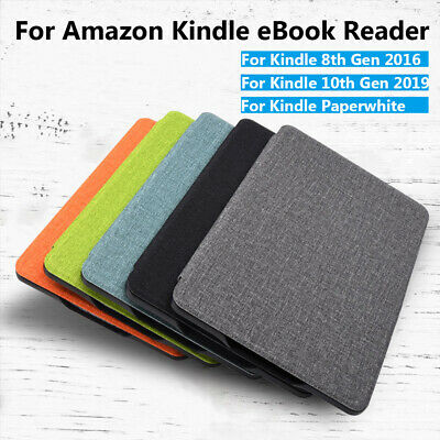 Magnetic Smart Case Cover For Amazon Kindle Paperwhite 1/2/3/4 8/10th Gen 2019 • 7.09£