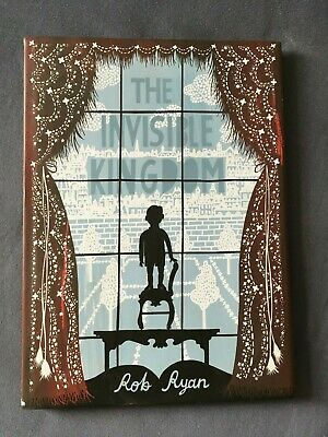 Signed 1st Edition, The Invisible Kingdom By Rob Ryan (Hardback, 2013) • 36£