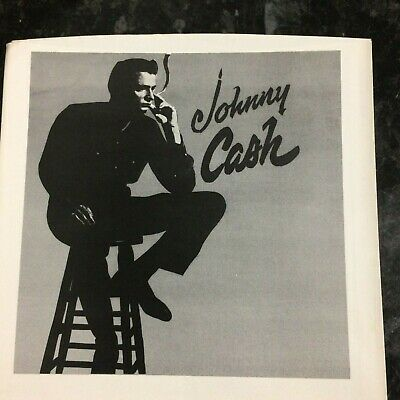 £5 • Buy Rockabilly / Country - Johnny Cash - Sun Picture Sleeve Only - Repro