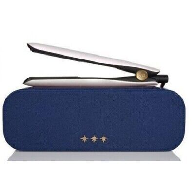 AU289 • Buy Limited Edition Ghd Gold Hair Straightener Iridescent White Styler+Full Warranty