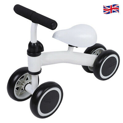 £21.19 • Buy UK Kids Toddler Balance Scooter Ride On Push Scooter Outdoor Indoor Activity Toy
