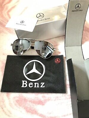 Mercedes-Benz Sunglasses &Rubber Car Mat Brand New In Box Perfect Christmas Gift • 14.99£