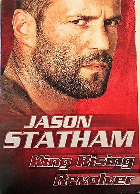 Jason Statham: King Raising + Revolver. 2 DVD - PAL Zone 2 • 1.71£