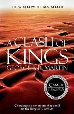A Clash Of Kings (A Song Of Ice And Fire, Book 2), Martin, George R. R., New Boo • 8£