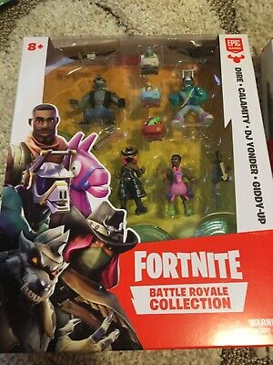 $ CDN56.97 • Buy Lot Epic Games Fortnite Battle Royale Collection Action Figure Toys New