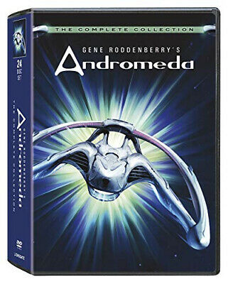 Andromeda - Complete Series - DVD - New - Free Shipping. • 40.27£