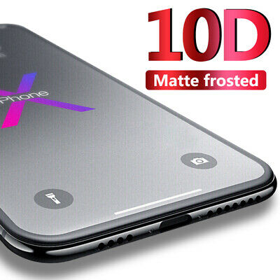 AU5.51 • Buy For IPhone 12 11 Pro Max Mini XS XR 7 8 10D Matte Hydrogel Screen Protector Film