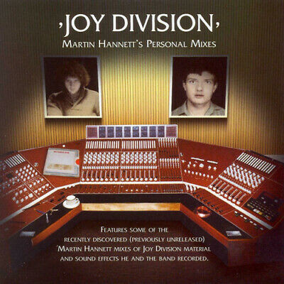 Martin Hannett's Personal Mixes [UK] By Joy Division • 14.20£