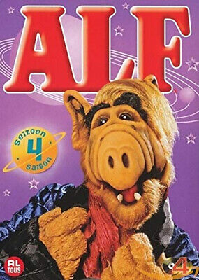 ALF - Series 4 (1989) (import) - DVD - New - Free Shipping. • 37.48£