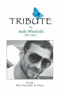 Tribute, To Andy Whitfield 1971-2011 By Irena Kyd.  • 12.21£