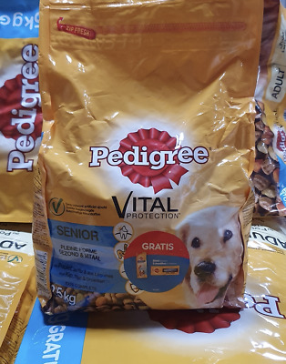 £12.95 • Buy Pedigree Senior Dog Dry Food With Chicken Rice And Vegetables, 2.5 Kg