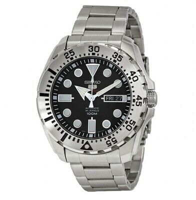 $ CDN272.49 • Buy Seiko 5 Sports Monster 44 MM Full Stainless Steel Automatic Watch - SRP599J1