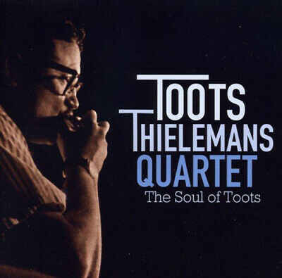 The Soul Of Toots Thielemans By Thielemans Toots.  • 6.74£