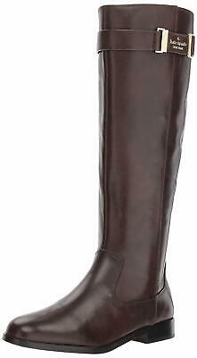 AU72.99 • Buy Kate Spade New York Women's Ronnie Equestrian Boot, Brown, Size 6.0 FM5z