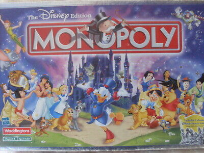 Monopoly Game Disney Edition 2007 Replacement Spares • 2.50£