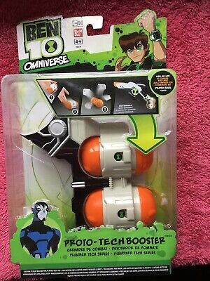 Ben 10 Omniverse,Proto-Tech Booster,Cn Ban Dai,4+ Years,Toys,New & Sealed.       • 4.99£