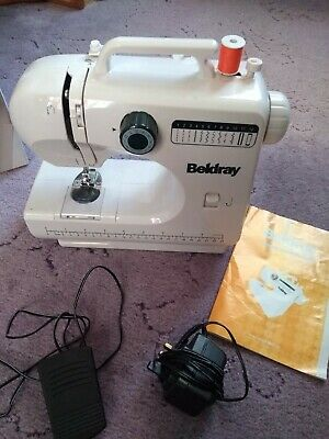 BELDRAY Electric 12 Stitch Sewing Machine  • 50£