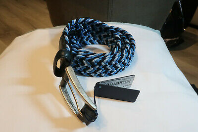 Andersons Woven Belt Navy, Sky And Ice BNWT NEW RRP £60.00  • 27.99£