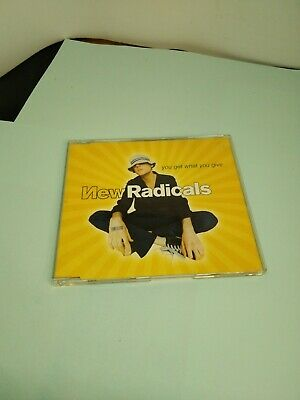 £2.99 • Buy New Radicals - You Get What You Give CD Single 3 Track 1999 Gregg Alexander