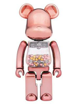 $441.86 • Buy Medicom Toy MY FIRST BE@RBRICK B@BY Alloyed 200% PINK & GOLD